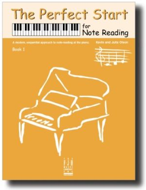 The Perfect Start for Piano | Note Naming Sheets