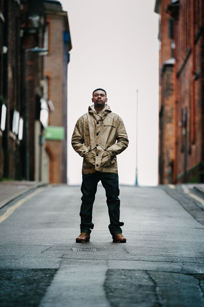 J.KAS - Sheffield Rapper Portaits | Mark J. Hillyer Photography ...