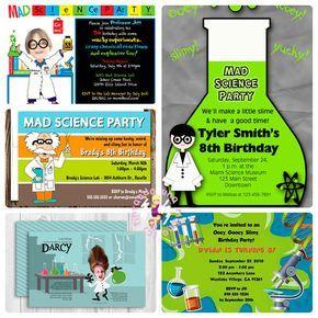 invitaciones-cumpleaños-cientificos-locos_PintandoUnaMama