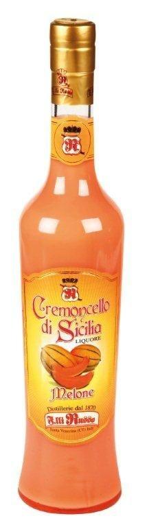 Cremoncello Sárgadinnye krémlikőr 0,5L 17% - Cremoncello al Melone   Az FM BRAND legkifinomultabb termékcsaládja. Érezte már, hogy valami igazán krémes, kényeztető desszertre vágyik egy pompás étkezés után?  A Cremoncello di Sicilia termékcsalád tökéletesen kifinomult keverékét adja az édes tejszín és zamatos gyümölcsök ízének. A londoni International Wine versenyen 2009. évben ezüstérmet, 2008.-ban a  rangos nemzetközi Concours Mondial De Bruxelles versenyen szintén ezüstérmet nyert.