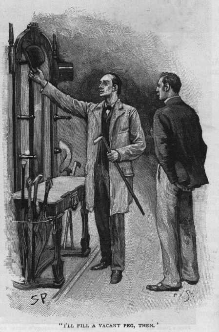 The Adventure of the Crooked Man - A Sherlock Holmes short story