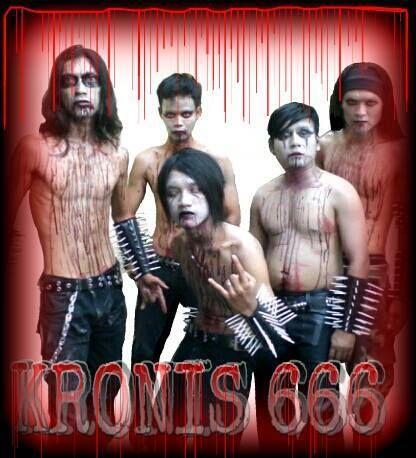 kronis666 musik black xtreme metal