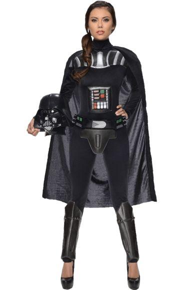 Adult Star Wars Female Darth Vader Costume | Jokers Masquerade