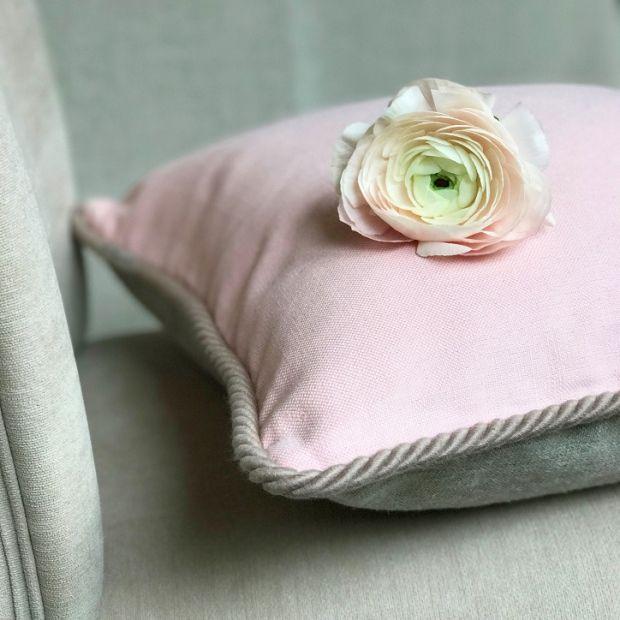 Poszewka Pastelowy Róż - Mood Moments