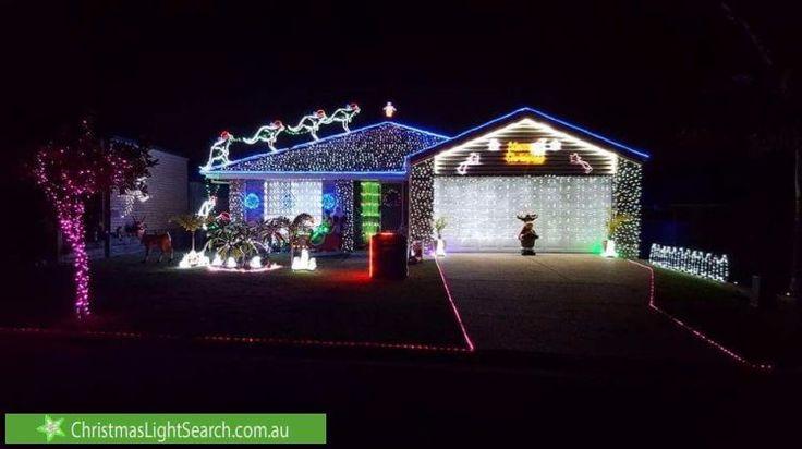 Christmas Lights in Deception Bay, QLD. http://xmaslights.co/dbay