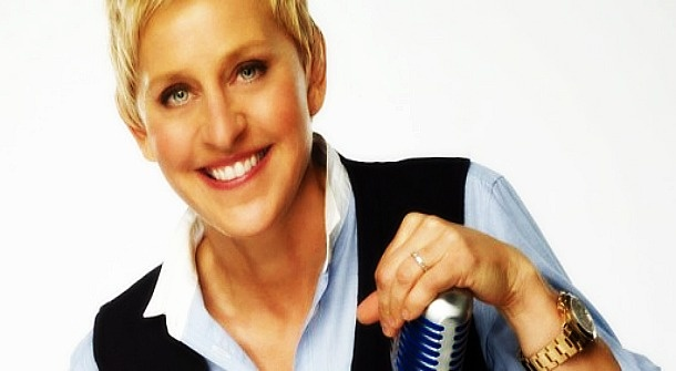 Ellen, for setting new standards