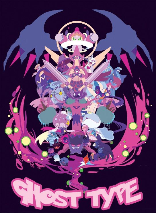 Ghost Types