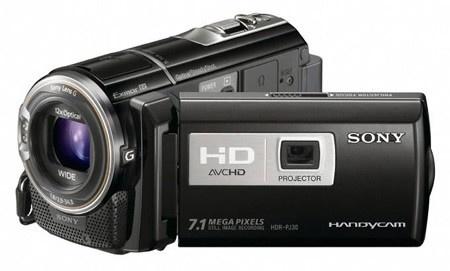 Sony PJ30 HD Digital Video Camera