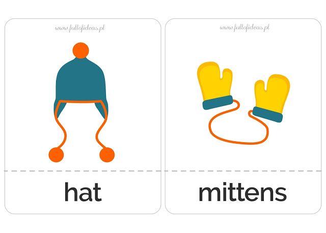 Head Full of Ideas | angielski dla dzieci, blog dla nauczycieli: Gry, zabawy i pomysły na zajęcia o tematyce CLOTHES (+ linkowe party)