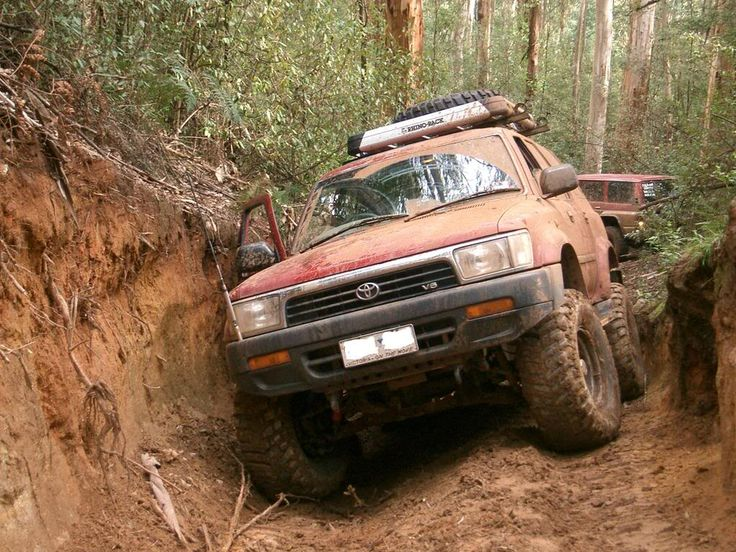 2nd Gen Picture Thread - Page 2 - Toyota 4Runner Forum ...