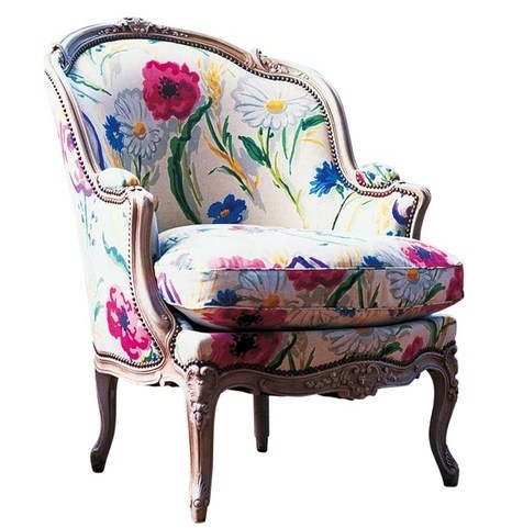 12 best images about fun with floral on pinterest sofa chair floral patterns and floral prints - Roche bobois sofa price range ...