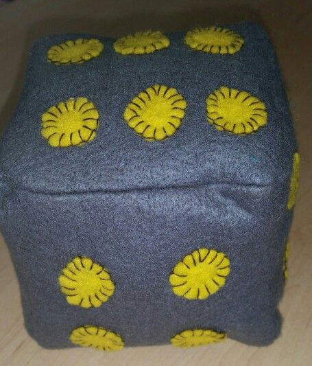 Dice for Gr 2 drilling