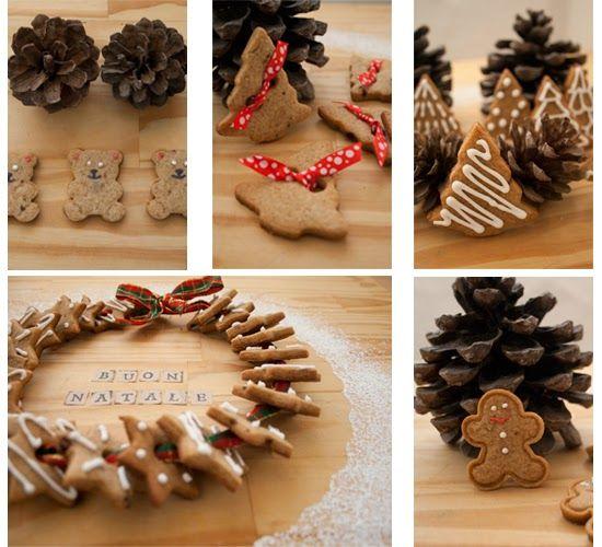 Mar&Vi Blog: Biscotti di zenzero: ricetta e decorazioni facili