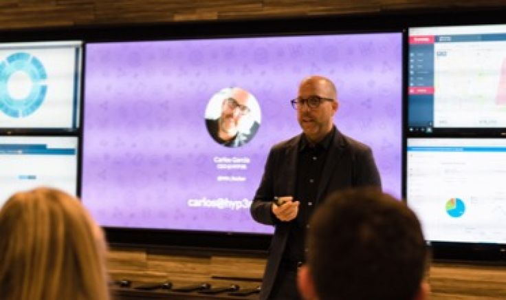 Silicon Valley CEO unveils 4 tips to success at Y Digital's grand opening