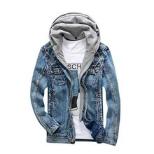 {Get it here ---> https://tshirtandjeans.store/products/aboorun-2017-mens-denim-jacket-distressed-hooded-jean-jacket-mens-spring-jacket-and-coat-y2006/     Refreshing arrival ABOORUN 2017 Mens Denim Jacket Distressed Hooded Jean Jacket Mens Spring Jacket and Coat Y2006 now you can purchase $US $66.65 with free shipping  you can purchase this kind of piece plus more at the site      Buy it today in the following…