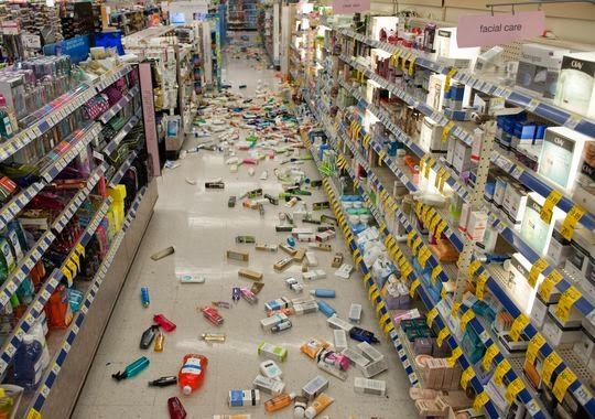 Earthquake Today : 5.1 earthquake shakes L.A., Southern California