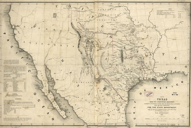 1844 us war department map of texas and surrounding areas 1844 us war department map of texas and surrounding areas historic maps of texas and mexico pinterest texas sciox Gallery