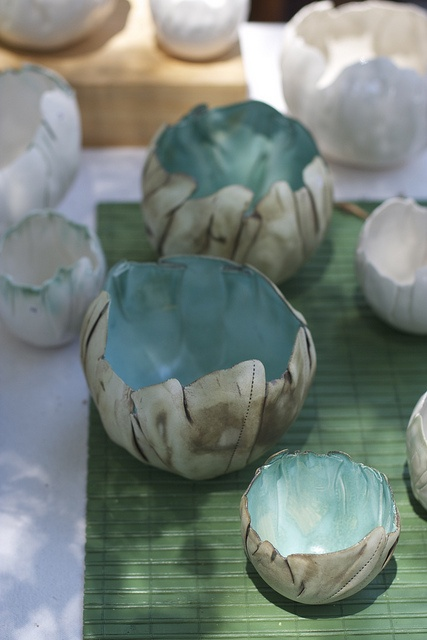 at Clay and Glass festival, Palo Alto