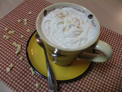 Mommy's Kitchen: Copy Cat Starbuck's White Chocolate MochaCoffe Recipe, Copycat White, Starbucks White Mocha Recipe, Mommy'S Kitchens, Copy Cats, Copycat Starbucks Drinks, White Chocolates Mocha, Drinks Recipe, Copycat Recipes
