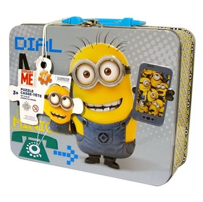 Disney Minions Lunch Box