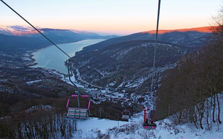 Mavrovo Kayak Merkezi