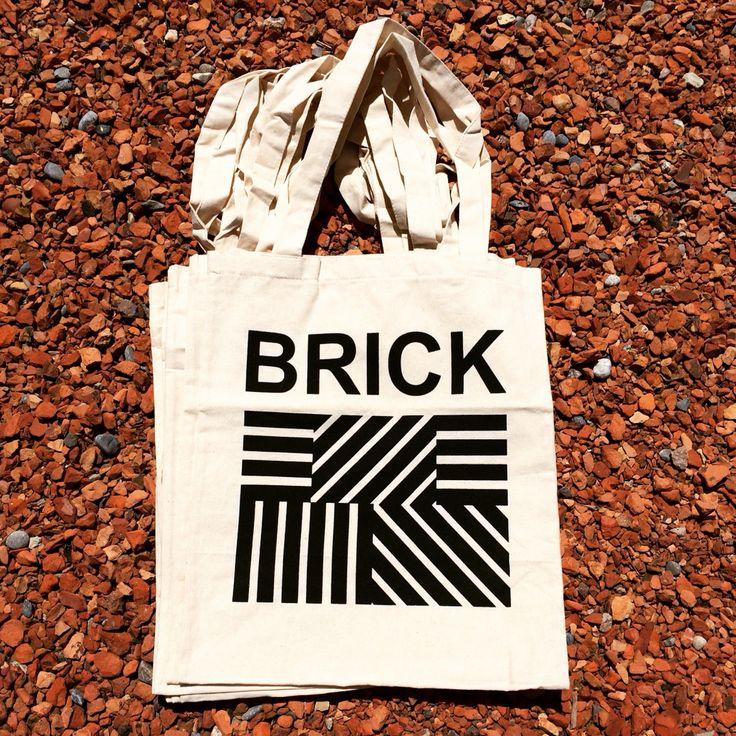 BRICK Cotton Bags