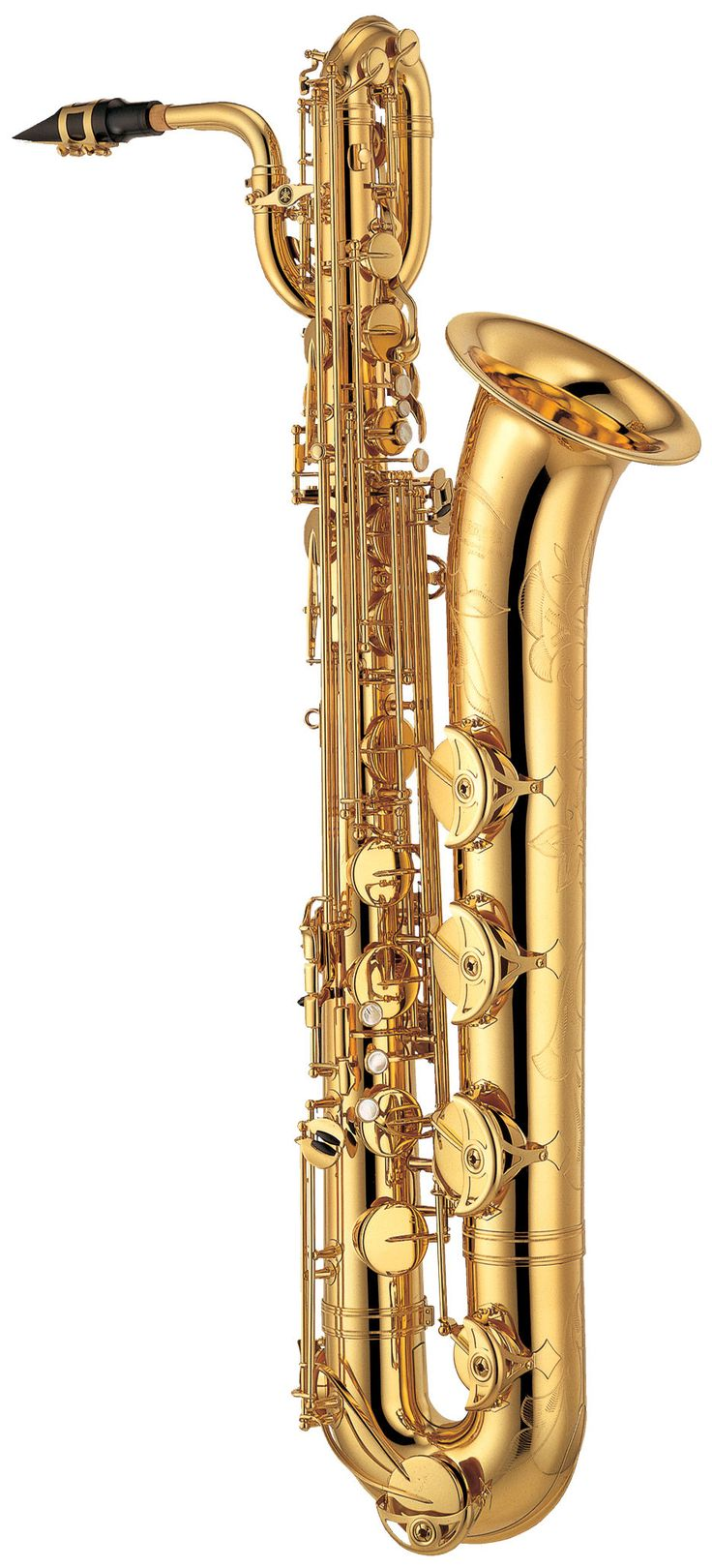 baritone saxophone / must enlarge this to see the beauty...