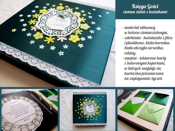 Księga Gości - kwiatuszki