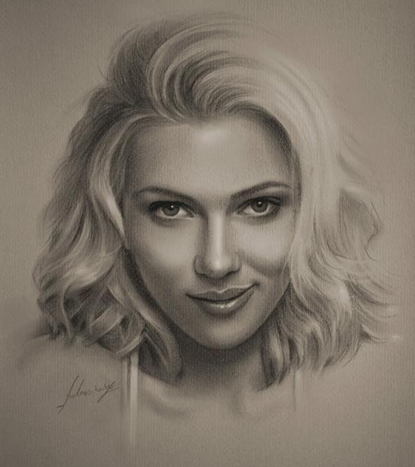 Best Pencil DrawingsOilsPastels Images On Pinterest - Artist uses pencils to create striking hyper realistic portraits