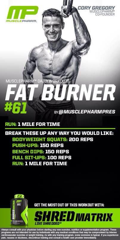 Fat Burner #61