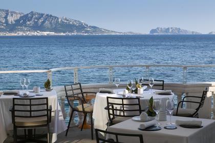 Péron - un restaurant du Guide MICHELIN 13007 Marseille 07 ( avec le meilleur chef du monde... On notera mon manque d'objectivité)