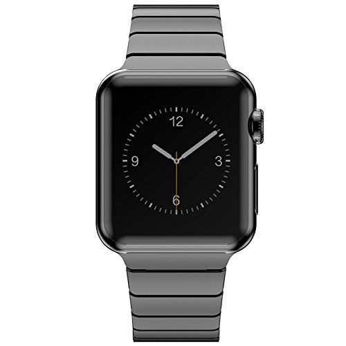 Surwin 42 mm Apple Watch Armband iWatch Band aus Edelstahl Uhrenarmband Ersatzband mit Metallverschluss für alle Versionen mit Werkzeug geliefert - http://on-line-kaufen.de/surwin/surwin-42-mm-apple-watch-armband-iwatch-band-aus
