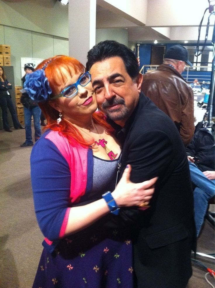 Kirsten Vangsness is my personal style goddess