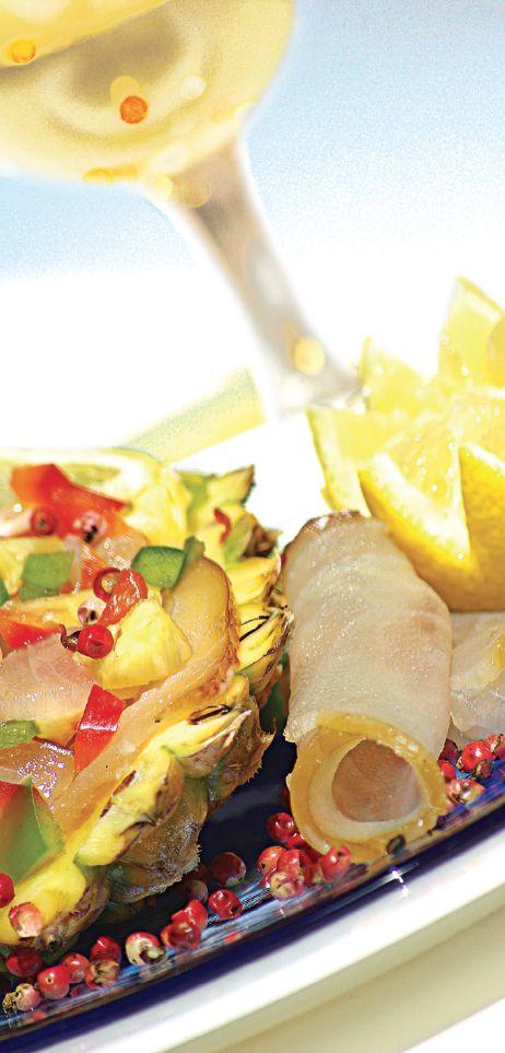 Marlin dish #mauritius #memoris #sharingmemoris