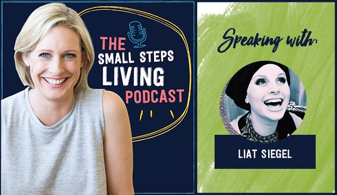 Liat Siegel is a New Yorker, afierce mother of five, a leader and a styling queen. She is passionate about inspiring, motivating and empowering struggling mamas. You can connect with Liat at www.hadardesigns.com Prefer to read? Here's the transcript: Lisa: I'm so thrilled today. We have an American guest on...