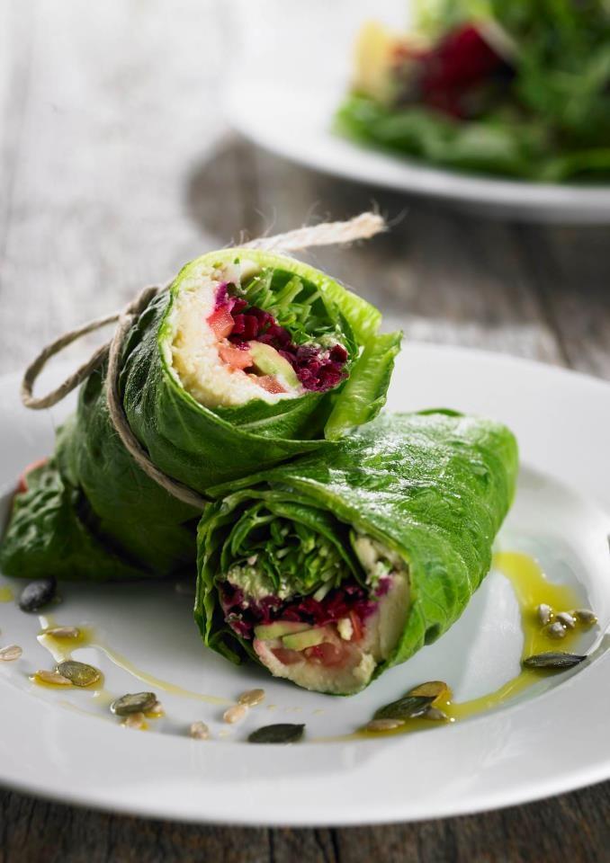 lettuce wrap Dr Libby Weaver