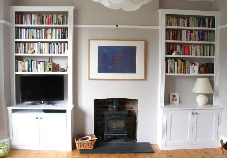 Best 25 Alcove Shelving Ideas On Pinterest Alcove Ideas Alcove Ideas Living Room And Alcoves