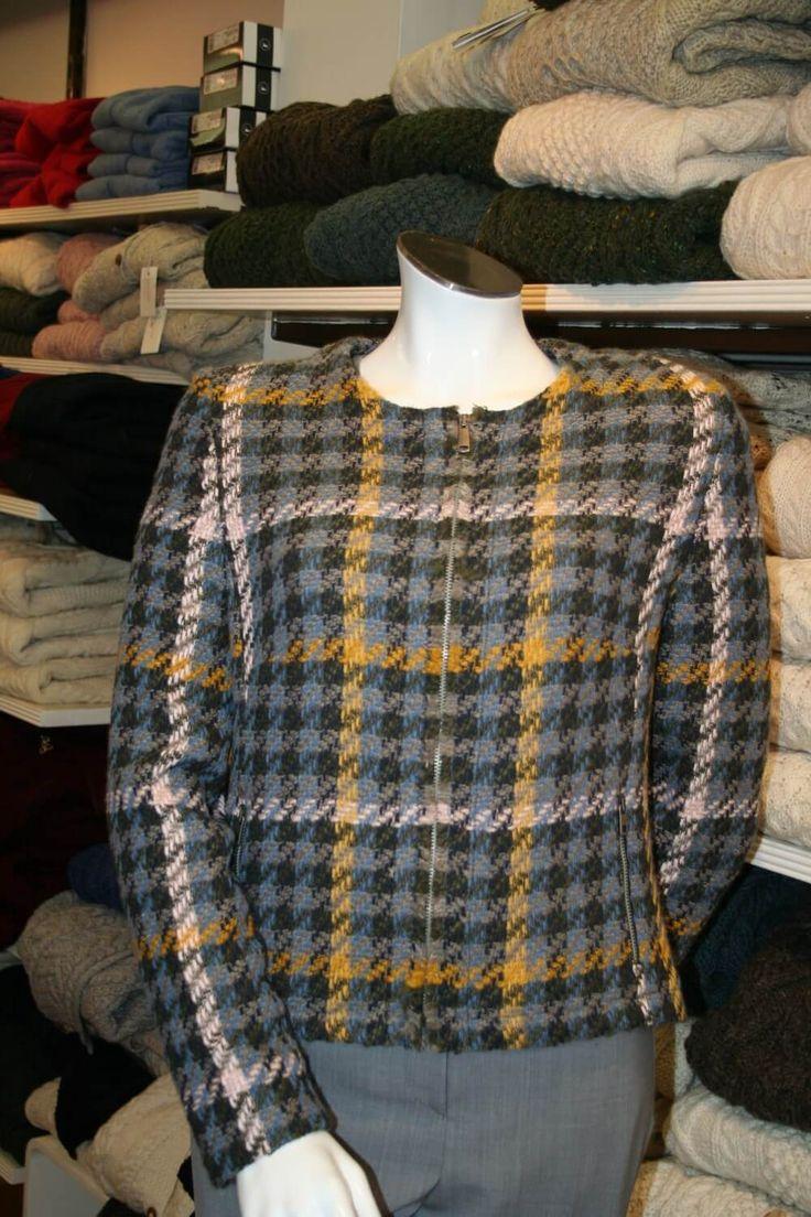 Barbara Lebek Cotton Enriched City Jacket