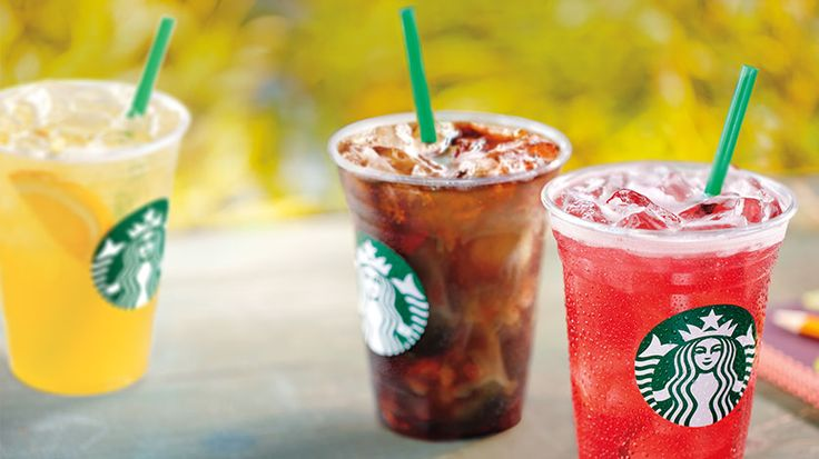 6 Starbucks Iced Tea Combos That are Better Than Frappes!