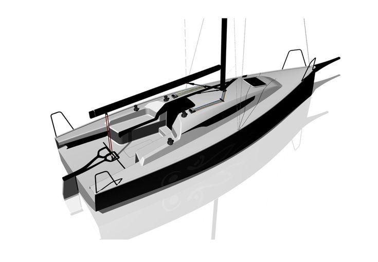 HS Design 28   Veleros - Arquitectura naval, yacht design, diseño de embarcaciones, veleros, Mar del Plata, Argentina, yates, cruceros.