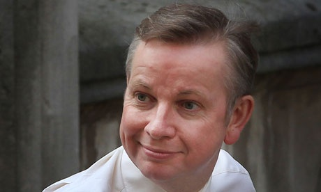 Gove's curriculum attacked by adviser  The Guardian  12 June 2012