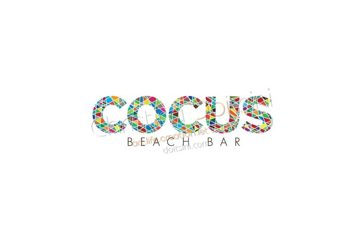 Cocus Beach Bar_logo proposal