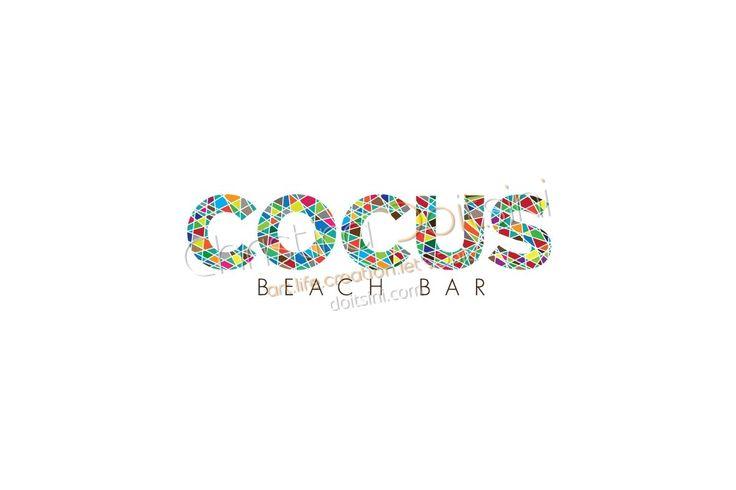 restaurant logo: Cocus Beach Bar logo proposal