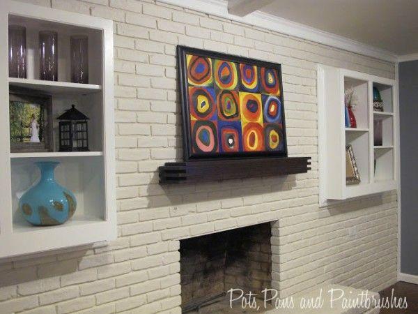 25 best ideas about mantel shelf on pinterest mantle - Mantel plastificado ikea ...