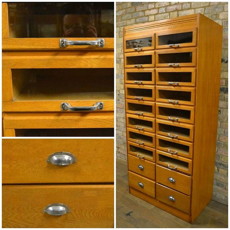 Large Haberdashery / Drapers Display Cabinet at D and A Binder I We're the place to go to find your newest display piece. From large haberdashery shirt cabinets to stunning bespoke brass rails we'll find the piece for you. Visit our website and plan our visit today!