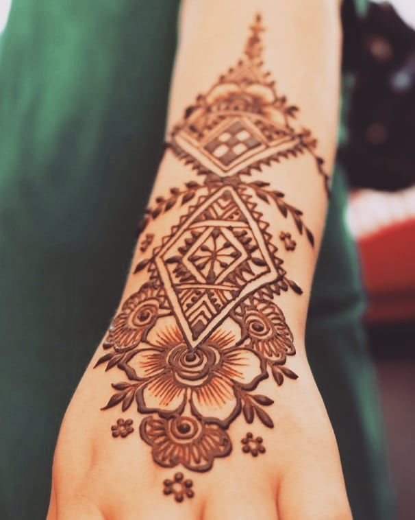 Indian Henna Tattoos Full Body