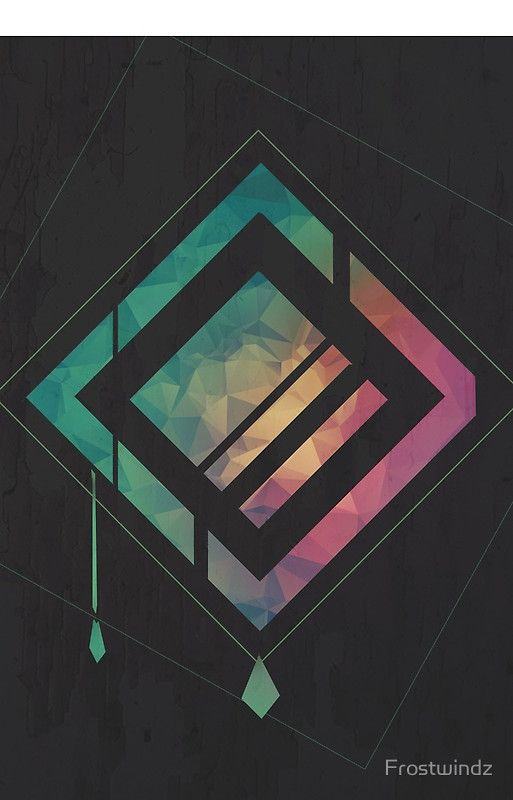 Abstract Polygon Square