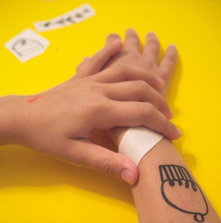 Make DIY Temporary Tattoos   – Tattoo