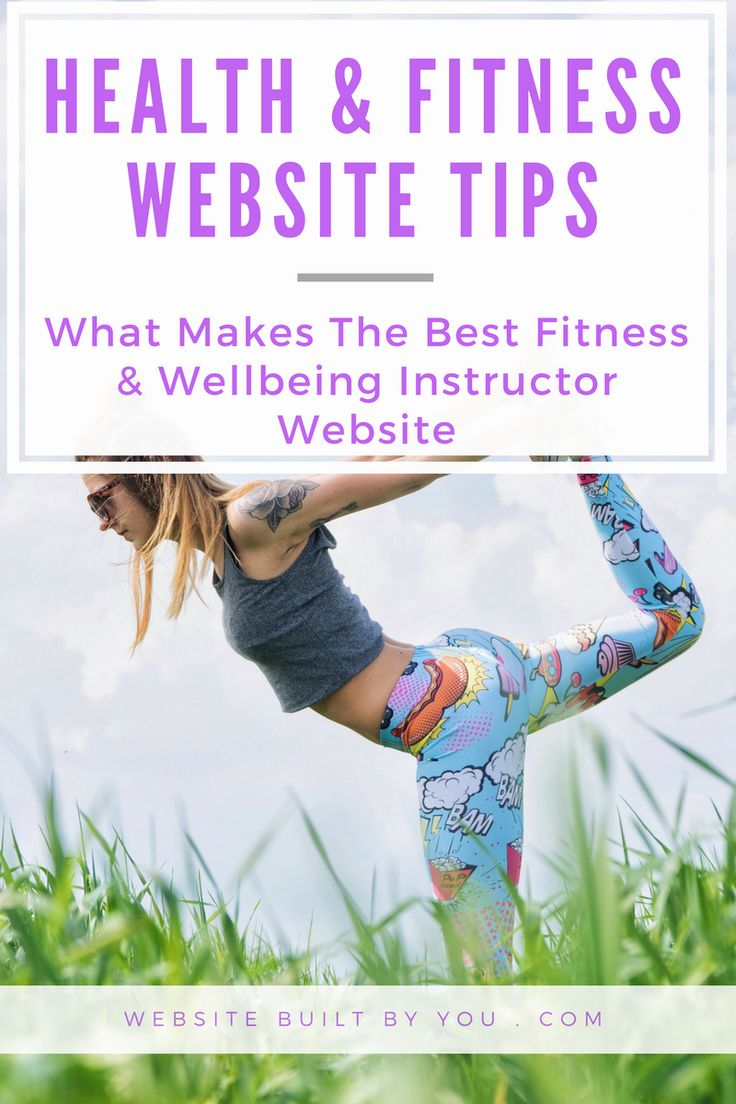 Learn to create the best fitness instructor website for your fitness and well-being website or fitness and well-being blog. How to make an attractive fitness and well-being homepage as well as a fitness website that turns visitors into clients. Learn what you need in your health and fitness website today