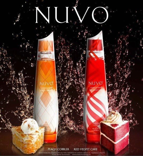Introducing Nuvo Red Velvet and Peach Cobbler | Intoxicology 101 | Drinks Made Better